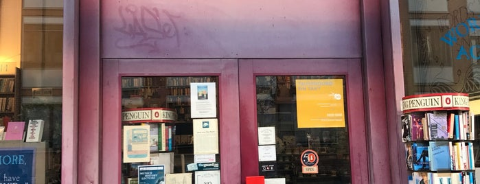 Anglia English Bookshop is one of books of munich.