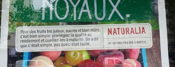 Naturalia is one of No glu No lact No egg.