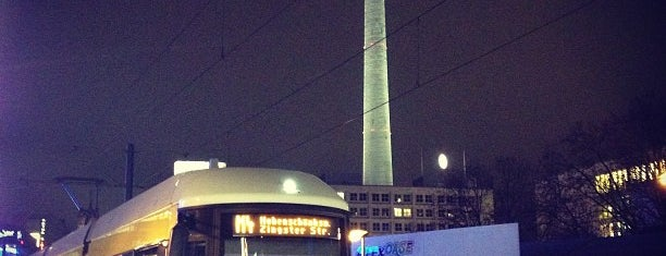 H U Alexanderplatz is one of Europe: 3months business trip '15.