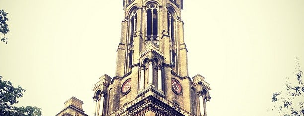 Zionskirche is one of Berlin Best: Sights.