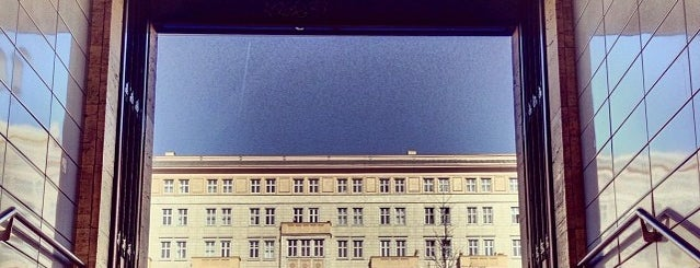 U Strausberger Platz is one of U & S Bahnen Berlin by. RayJay.