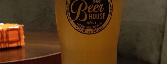 Beer House No. 1 is one of Locais curtidos por Irina.