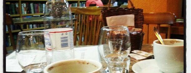 Palavraria Livraria e Café is one of Coffee & Tea.