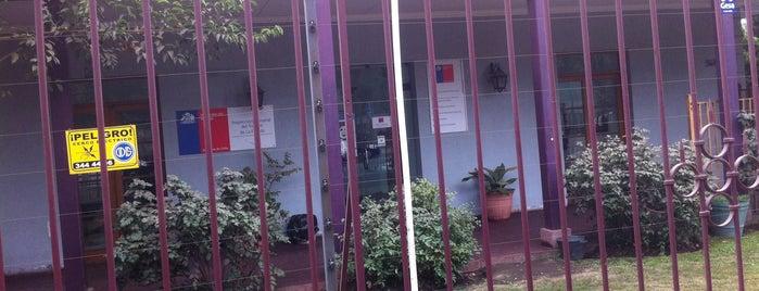 Inspeccion Del Trabajo La Florida is one of Miguel : понравившиеся места.