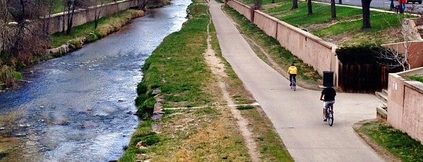 Cherry Creek Trail is one of Running trails.