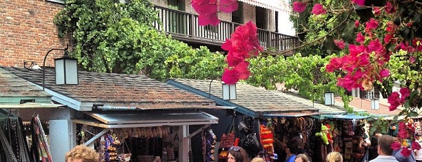 Olvera Street is one of 100 Cheap Date Ideas in LA.