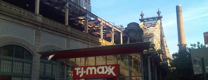 T.J. Maxx is one of NEWYOOOORK.