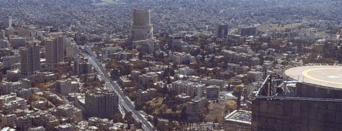 Amman Rotana Tower is one of Amman.
