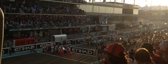 Formula1 Fan zone is one of Locais salvos de Yoav.