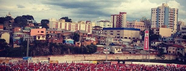 Estádio Francisco Stédile (Centenário) is one of All-time favorites.