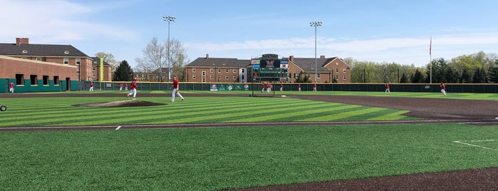 McKie Field at Hayden Park is one of Miami U.