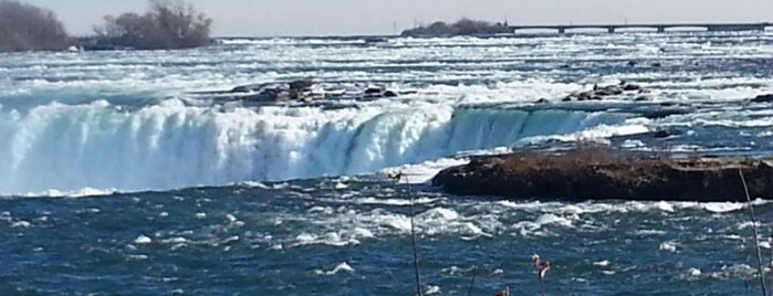 Niagara Falls (Canadian Side) is one of Canada.