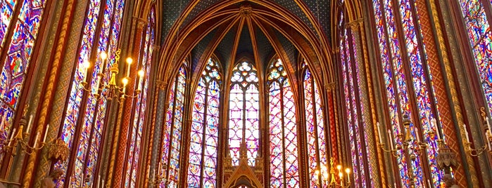 Sainte-Chapelle is one of Posti che sono piaciuti a Edwulf.