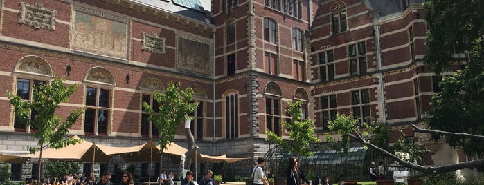 Rijksmuseum Garden is one of Edwulfさんのお気に入りスポット.