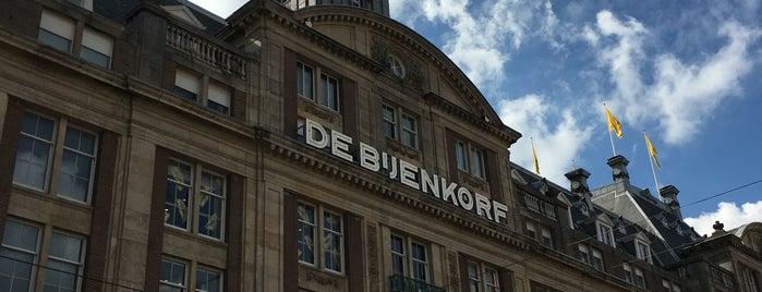 De Bijenkorf is one of Tempat yang Disukai Edwulf.
