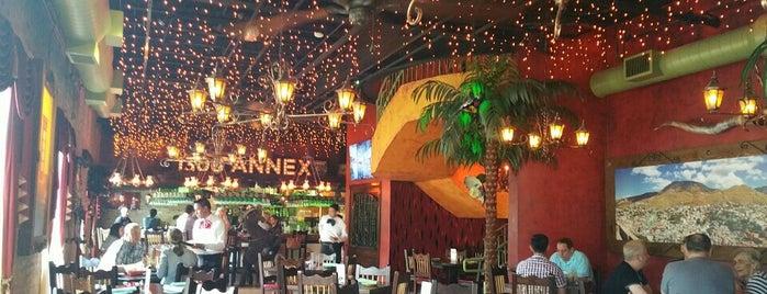 El Tiempo 1308 Annex Cantina is one of Lugares favoritos de Jean Philippe.