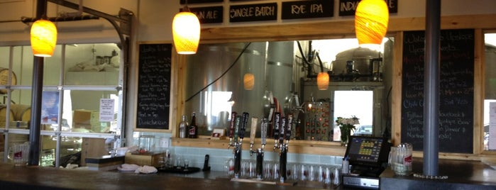 Upslope Brewing Company is one of Colorado Beer Tour.