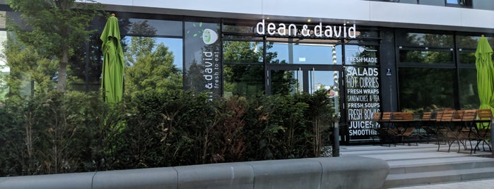 dean&david is one of #Munich_Bistro_FastFood.