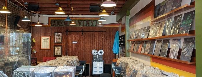 Cosmic Vinyl is one of excur.