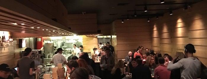 Momofuku Noodle Bar is one of New York - Food.