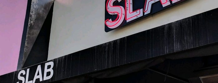 Slab BBQ is one of CALIFORNIA\VEGAS_ME List.
