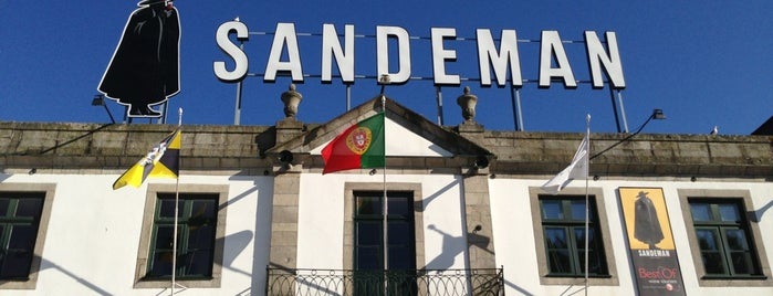 Caves Sandeman & C. is one of Portugal.