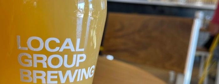 Local Group Brewery is one of Posti salvati di Rachel.