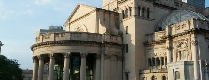 The First Church of Christ is one of Boston.