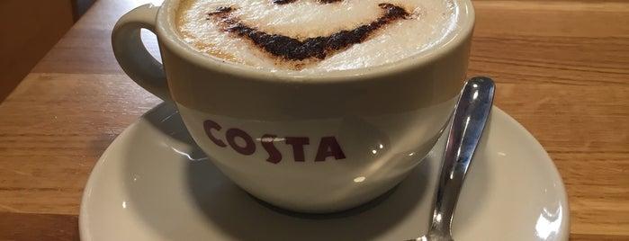 Costa Coffee is one of Posti che sono piaciuti a Jennifer.