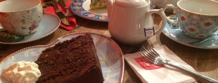 Pudding is one of Posti che sono piaciuti a Jennifer.
