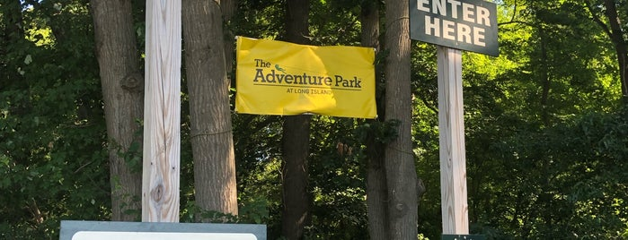 Adventure Park at Long Island is one of E'nin Kaydettiği Mekanlar.