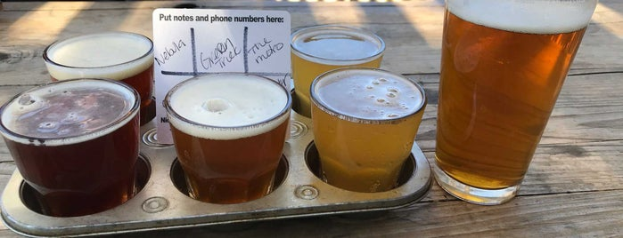 Nickel Beer Co. is one of San Diego.