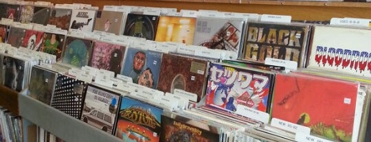 Waterloo Records is one of Austin!.