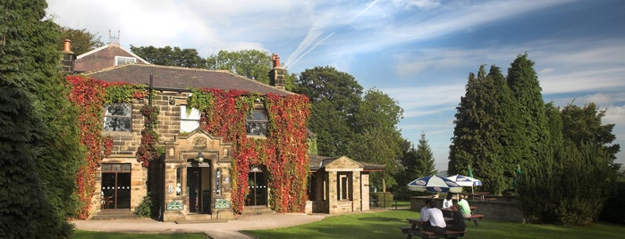 Cubley Hall is one of Welcome to Yorkshire Ale Trail.