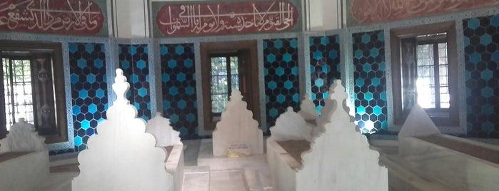 Şehzade Ahmet Türbesi is one of Osmangazi | Spiritüel Merkezler.