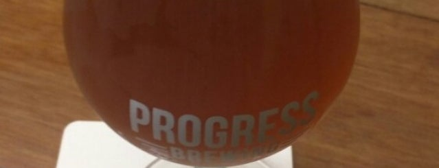 Progress Brewing is one of Los Angeles + SoCal Breweries.