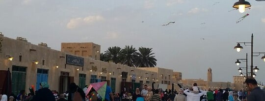 Wakrah Souq Waqif is one of Qater.