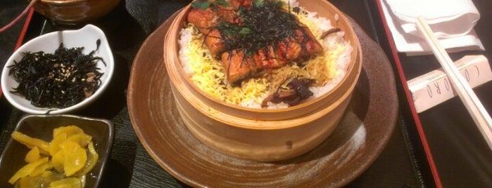 Cocoro Japanese Restaurant is one of Lieux sauvegardés par Liz.