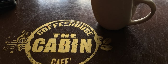 Cabin Coffee House & Cafe is one of Tempat yang Disukai Theresa.