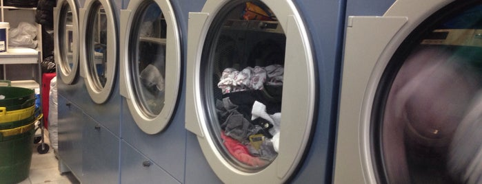 All American Laundrette is one of Ireland.