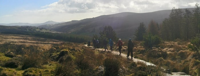 Ticknock Mtn Trails is one of Dublin To Go.
