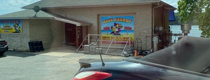 The Blue Parrot is one of Local Eats.
