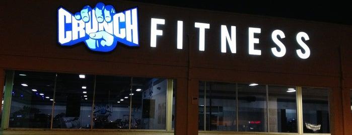 Crunch Fitness - Placentia is one of Locais curtidos por Smplefy.