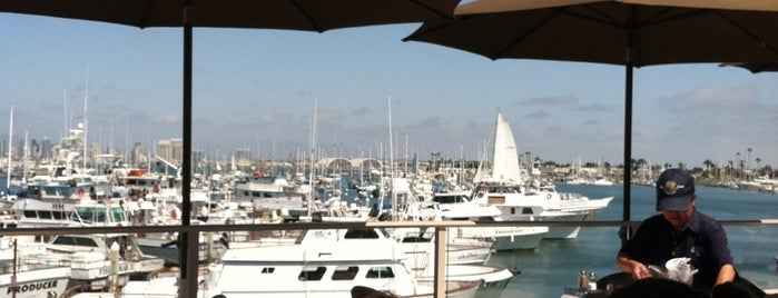 Point Loma Seafoods is one of Sunny San Diego.