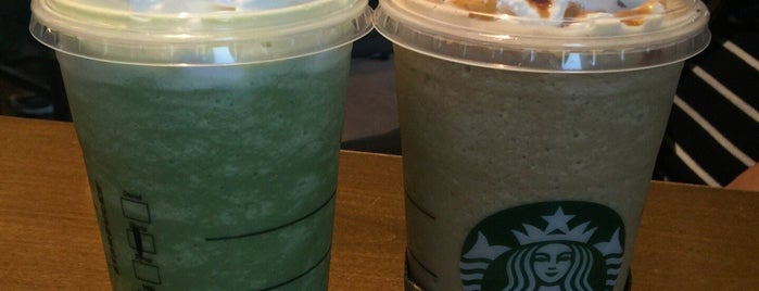 Starbucks is one of Orte, die Hiroshi ♛ gefallen.