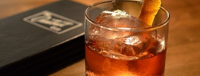The Chestnut Club is one of The Best Craft Cocktail Bars in LA.