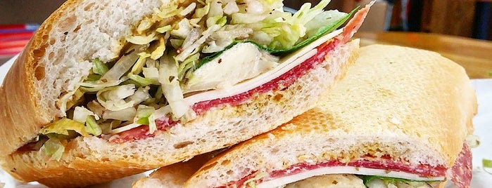 J.P. Graziano Grocery is one of 15 Bucket List Sandwiches in Chicago.