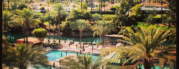 Renaissance Indian Wells Resort & Spa is one of Favorite Marriott Hotels.