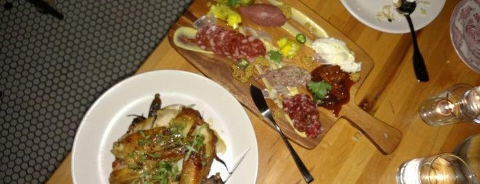 Butchers & Barbers is one of Chris' LA To-Dine List.