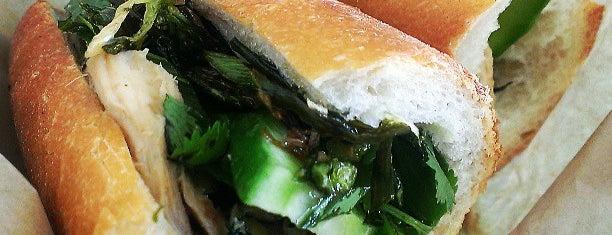 Ô Bánh Mì is one of LA.